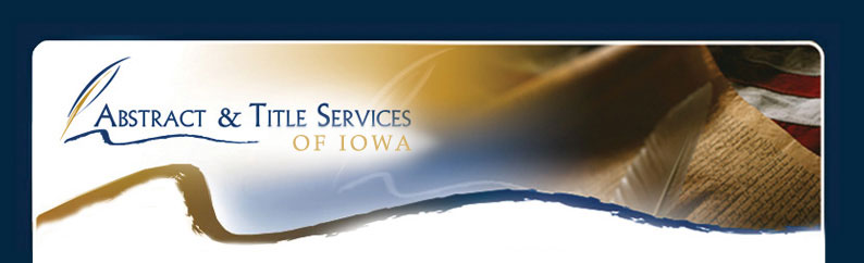 Abstract and Title Services of Iowa